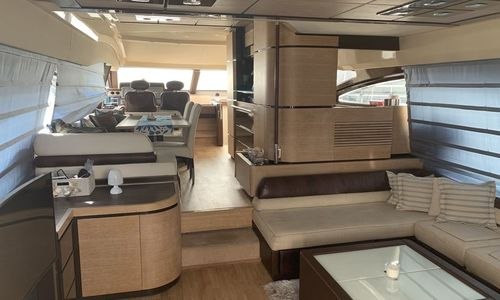 Image of Azimut Yachts 70 for sale in Croatia for €880,000 (£757,602) Croatia