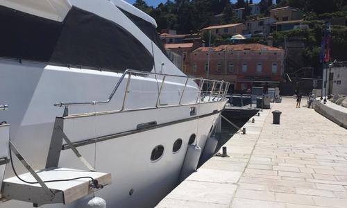 Image of Posillipo Technema 65 for sale in Croatia for €280,000 (£239,591) Croatia