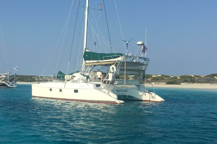 Manta 42 for sale in Bahamas for €279,900 (£243,351)