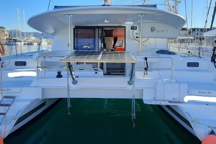 Fountaine Pajot 41 for sale in Croatia for €220,000 (£191,150)