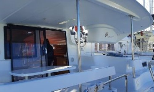 Image of Fountaine Pajot 41 for sale in Croatia for €220,000 (£189,555) Croatia