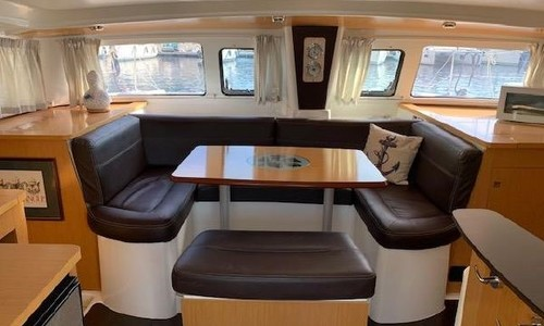 Image of Fountaine Pajot Mahe 36 for sale in Turkey for £180,000 Turkey