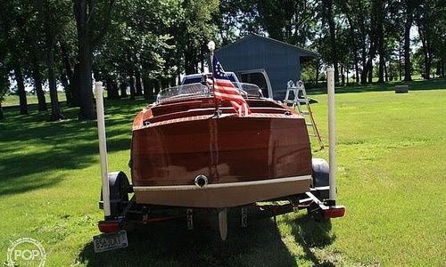 Image of Chris-Craft Utility 18 for sale in United States of America for $36,200 (£25,693) Hayfield, Minnesota, United States of America