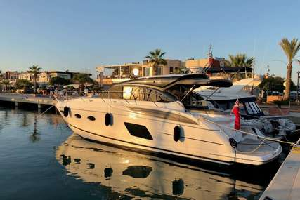 Princess V48 Deck for sale in Spain for £724,950