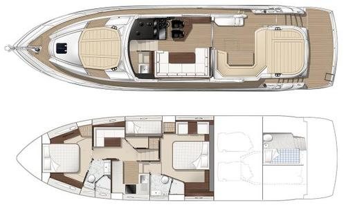 Image of Sunseeker Predator 57 for sale in Spain for €1,090,000 (£942,303) Mallorca, Spain