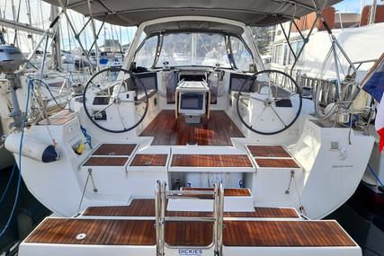 Beneteau Oceanis 45 for sale in France for €200,000 (£172,963)