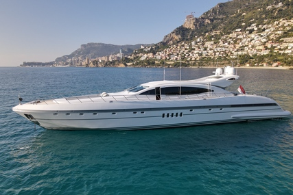 Mangusta 108 for sale in Spain for £2,450,000