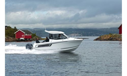 Image of Jeanneau Merry Fisher 605 for sale in United Kingdom for £45,500 Brightlingsea, United Kingdom