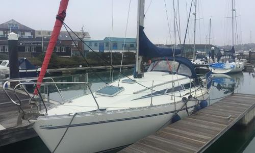 Image of Moody 28 for sale in United Kingdom for £20,995 Southampton, United Kingdom