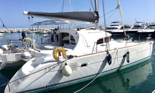 Image of Lagoon 380 for sale in Spain for €222,500 (£192,893) Marbella, Spain