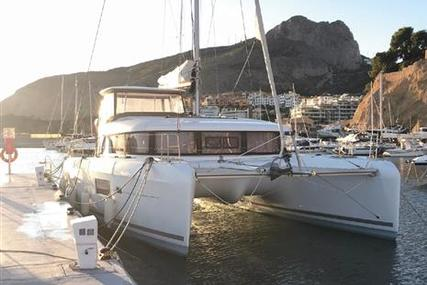 Lagoon 42 for sale in Spain for €380,000 (£327,643)