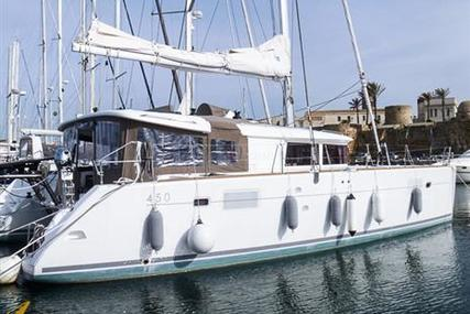 Lagoon 450 for sale in Peru for $540,000 (£387,692)