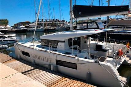 Lagoon 40 for sale in Spain for €335,000 (£290,237)