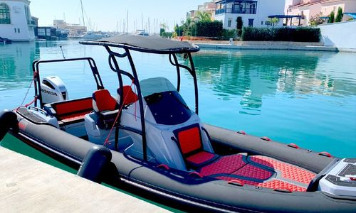 Image of Highfield SPORTS 760 for sale in Cyprus for $81,875 (£58,545) LIMASSOL , Cyprus