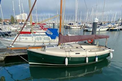 Cornish Crabber Shrimper 21 for sale in United Kingdom for £42,500