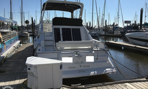 Image of Carver Yachts 380 Santego for sale in United States of America for $62,900 (£45,171) Kemah, Texas, United States of America