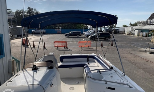 Image of Sea Ray 240 Sun Deck for sale in United States of America for $14,500 (£10,253) Englewood, Florida, United States of America