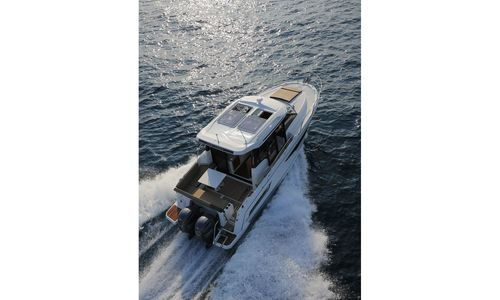 Image of Jeanneau Merry Fisher 895 for sale in United Kingdom for £147,995 Brightlingsea, United Kingdom