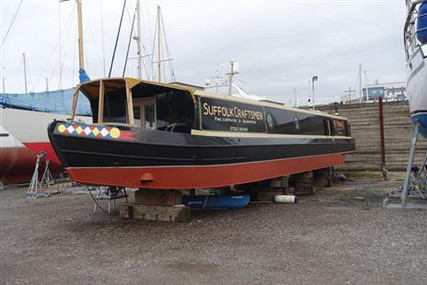 Soar Valley Steel Boats WIDEBEAM 60 for sale in United Kingdom for £149,500