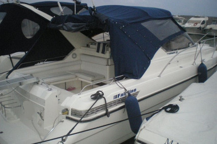 Fairline Targa 31 for sale in Italy for €35,000 (£31,142)