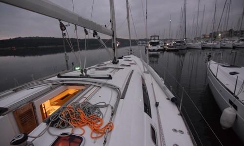 Image of Beneteau Oceanis 54 for sale in Croatia for €160,000 (£141,376) Dalmatia (, Croatia