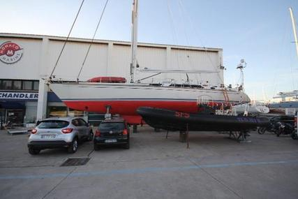 Baltic 64 centerboard for sale in Spain for €490,000 (£421,792)