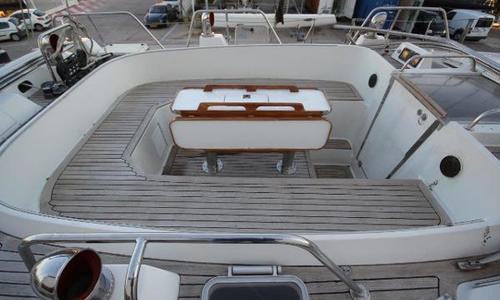 Image of Baltic 64 centerboard for sale in Spain for €490,000 (£422,942) Spain