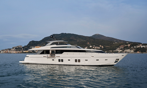 Image of Sanlorenzo SL106 #625 for sale in Netherlands for €7,700,000 (£6,698,157) Netherlands