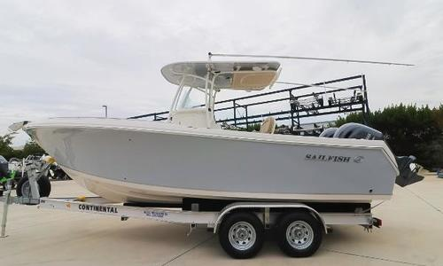 Image of Sailfish 242 CC for sale in United States of America for P.O.A. Fort Lauderdale, FL, United States of America