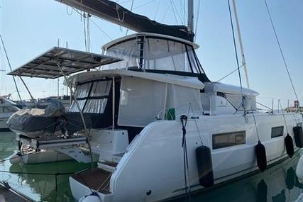 Lagoon 46 for sale in Spain for €620,000 (£534,032)