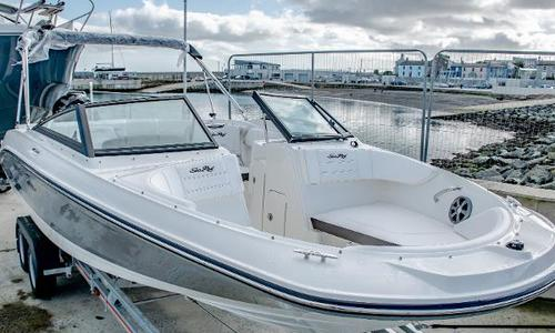 Image of Sea Ray SPX 210 OB for sale in Ireland for €59,950 (£51,690) Greystones, Ireland