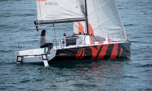 Image of Beneteau First 24 for sale in Ireland for €59,900 (£51,569) Greystones, Ireland