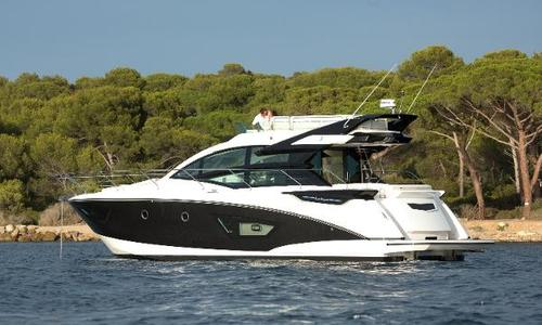 Image of Beneteau Gran Turismo 50 Sportfly for sale in Ireland for €649,000 (£560,183) Greystones, Ireland