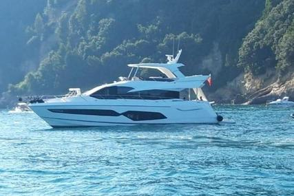 Sunseeker Manhattan 66 for sale in Italy for €1,950,000 (£1,734,150)