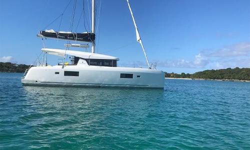 Image of Lagoon 42 for sale in Saint Vincent and the Grenadines for $495,000 (£354,394) Kingston, Saint Vincent and the Grenadines