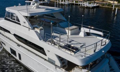 Image of Ocean Alexander Evolution for sale in United States of America for $4,675,000 (£3,379,038) Fort Lauderdale, FL, United States of America