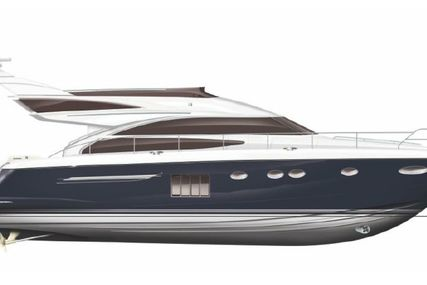 Princess 64 for sale in Russia for $1,087,155 (£797,994)