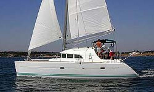 Image of Lagoon 380 for sale in Martinique for £300,000 Martinique