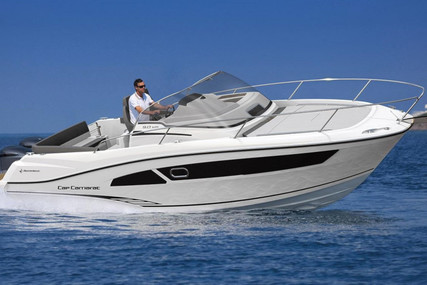 Jeanneau Cap Camarat 9.0 wa for charter in Italy from P.O.A.
