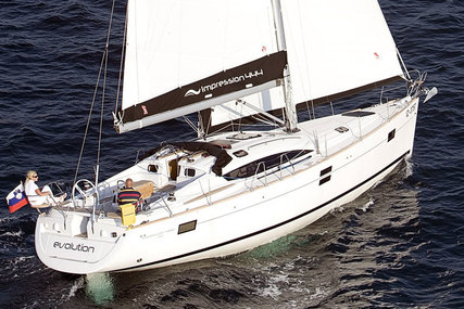 Elan Impression 444 for charter in Greece from €1,600 / week