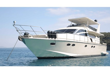 Posillipo Technema 68 for charter in Greece from €18,500 / week