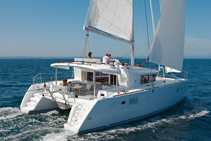 Lagoon 450 for charter in Spain from €4,500 / week