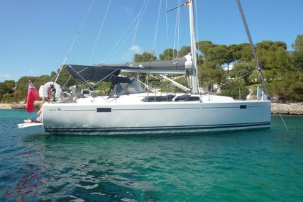 Hanse 385 for sale in Spain for £115,000