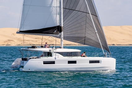 Lagoon 46 for charter in Greece from €3,855 / week