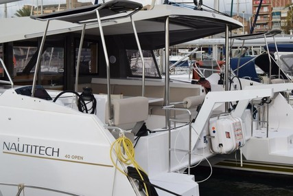 Nautitech 40 for charter in Spain (Balearic Islands) from €4,050 / week