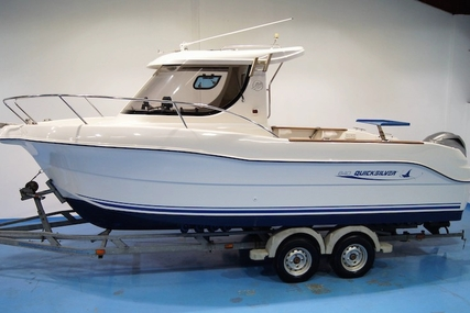 Quicksilver 640 Pilothouse for sale in Spain for €12,000 (£10,685)