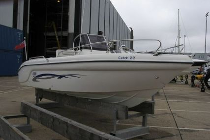 Ranieri Voyager 22 for sale in Spain for €7,000 (£6,218)