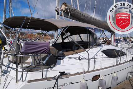 Jeanneau Sun Odyssey 50 DS for sale in France for €210,000 (£180,768)