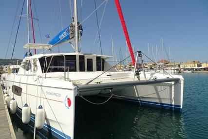 Leopard 44 for sale in Greece for €269,000 (£232,995)