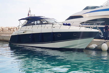 Princess V58 for sale in Italy for €430,000 (£373,851)